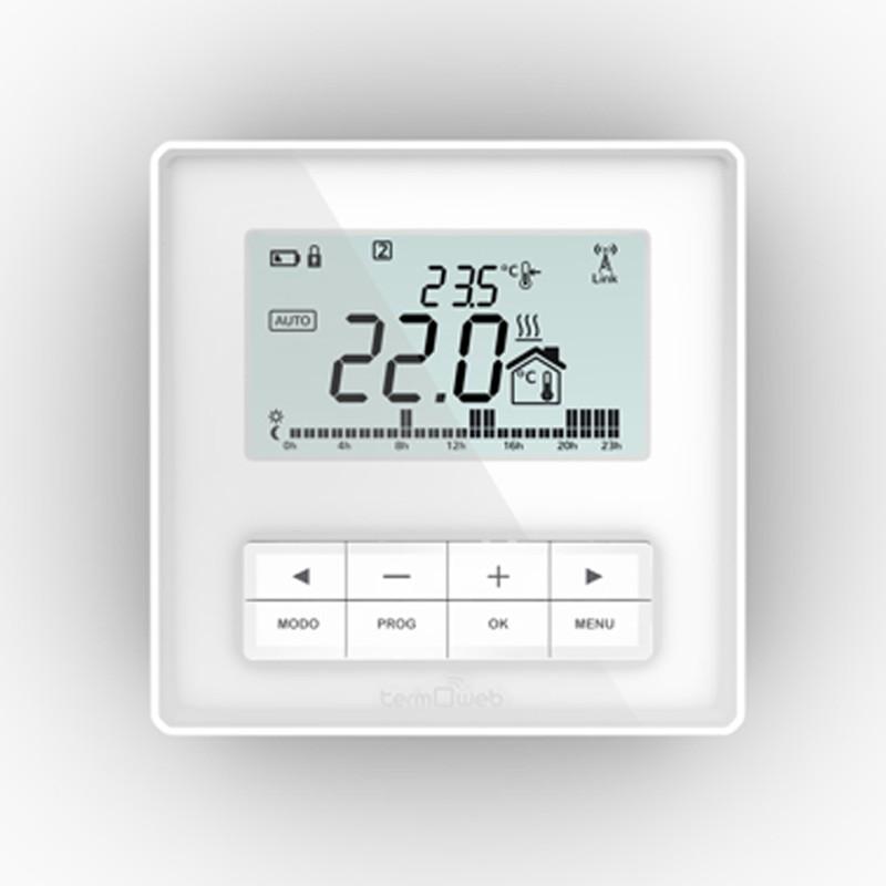 Airea condicionado page 1073 for Termostato caldera wifi