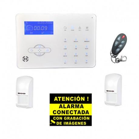 Kit de Alarma Táctil GSM Bysecur Pro 2
