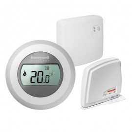 Termostato digital inalámbrico WIFI Round Connected Honeywell