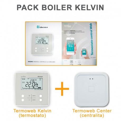 Control 3G WIFI BOILER (KELVIN)