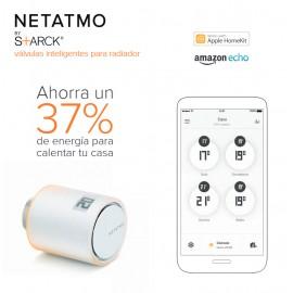 Válvula inteligente para radiador Netatmo