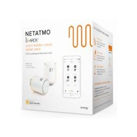 Paquete de inicio de válvulas inteligentes para radiador Netatmo