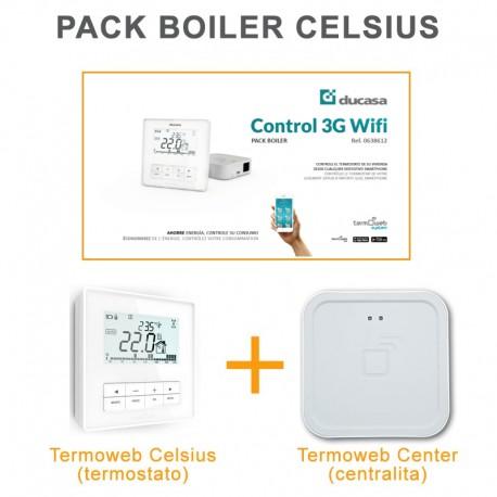 Control 3G wifi BOILER (CELSIUS)