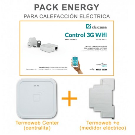 Control 3G wifi ENERGY