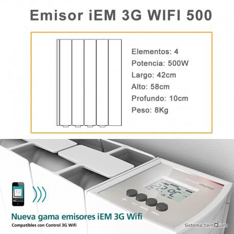 iEM 3G WIFI 500