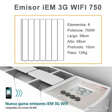iEM 3G WIFI 750