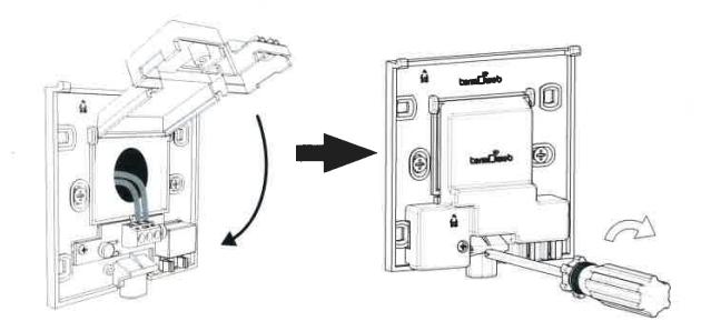 Instalación de Termoweb Celsius (termostato)