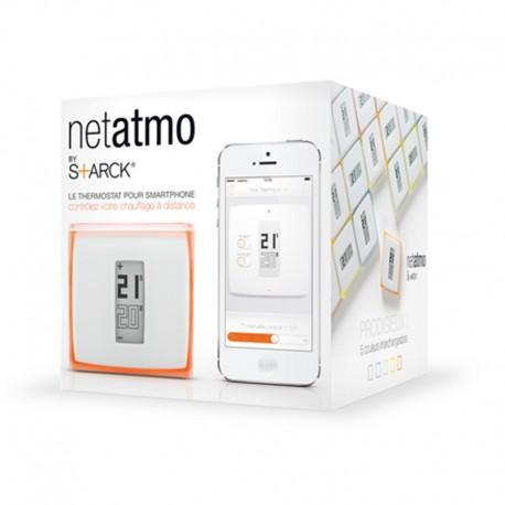 Pack Termostato NETATMO