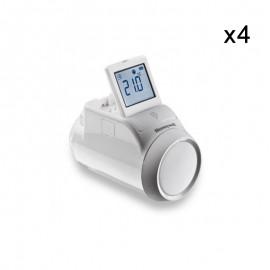 Kit zonificador HR92AWE (termostatos de radiador inalámbricos)