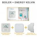 Control 3G WIFI BOILER + ENERGY (KELVIN)
