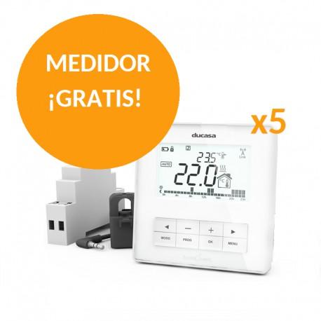 Pack Termostato BOILER (CELSIUS) +ENERGY ¡GRATIS!